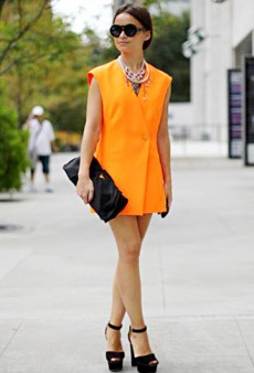 3 Ways To Wear Neon this Summer