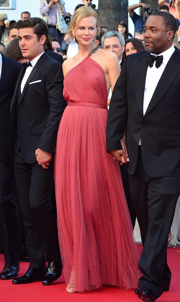 Nicole Kidman in Lanvin - Cannes Film Festival 'The Paperboy' Premiere