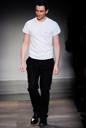 Guillaume Henry, designer for Carven