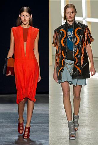NYFW SS 13 Hits and Misses - Narciso Rodriguez and Rodarte