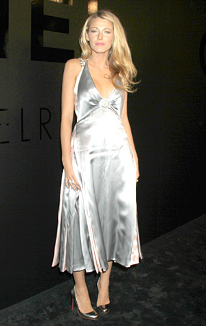 Blake Lively in Chanel