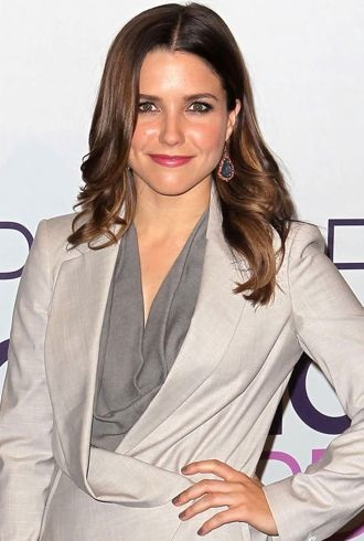 Sophia Bush 2013 Peoples Choice Awards nomination announcement Beverly Hills cropped