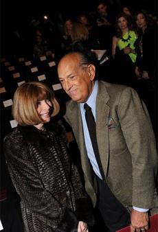 John Galliano's Oscar de la Renta Studio Appointment Was Masterminded by Anna Wintour