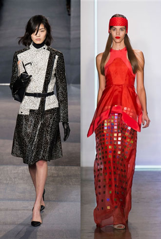 NYFW Hits & Misses Fall 2013 Pt 3 - Proenza Schouler & Ohne Titel