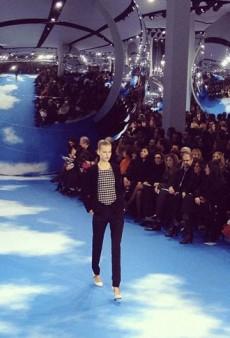 Backstage Diaries: Paris Fashion Week with Wilhelmina's Damien Neva