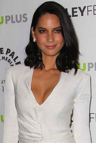 Olivia Munn 2013 PaleyFest Panel for the Newsroom Los Angeles cropped