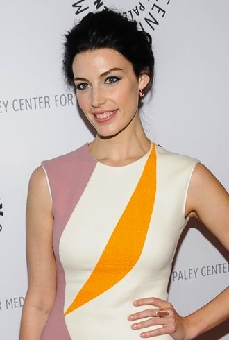 Jessica Pare The Paley Center For Media Presents Mad Men Season 5 New York City cropped