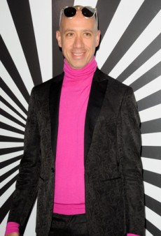 We Interview the Incredibly Funny and Stylish Robert Verdi: A tFS Video