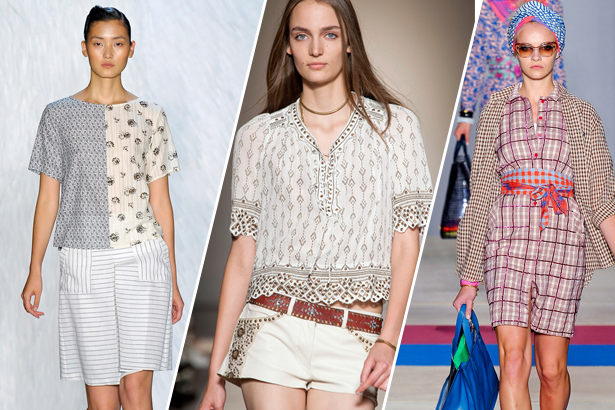 Suno, Isabel Marant, Marc by Marc Jacobs Spring 2013 RTW, images: IMAXtree