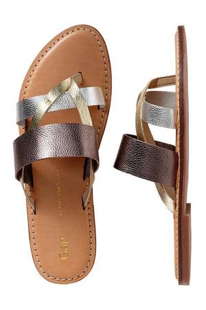 Gap-sandals