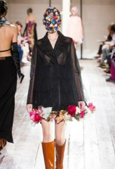 Maison Martin Margiela Haute Couture Fall 2013 Was All About the Fabrics