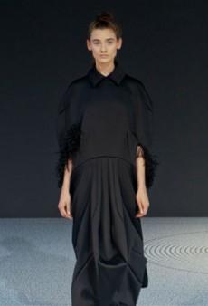 Viktor & Rolf Go All Black for Haute Couture Fall 2013
