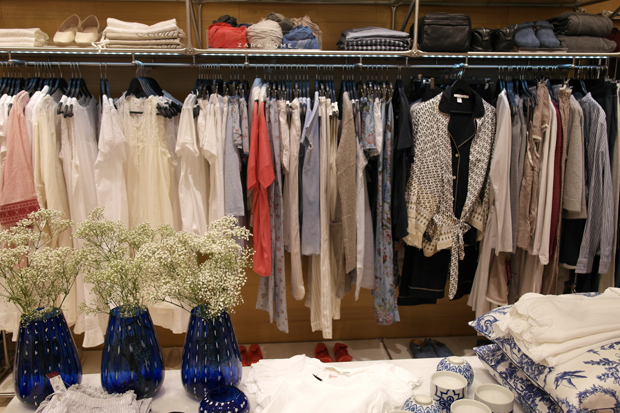 Zara Home Gets Cozy In Yorkdale Toronto