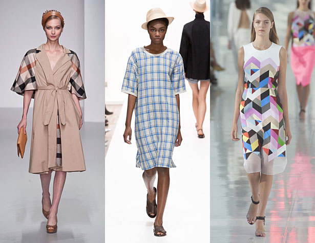 The Hits: Daks, Margaret Howell, Preen by Thornton Bregazzi. Images via IMAXtree