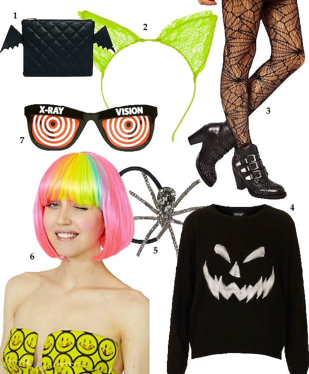 celeb gtl halloween clothes