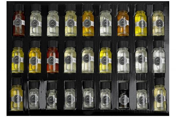 Complete Set of certified Organic essential oils, nhrorganicoils.com
