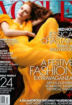 Jessica Chastain Finally Gets a US Vogue Cover (Forum Buzz)