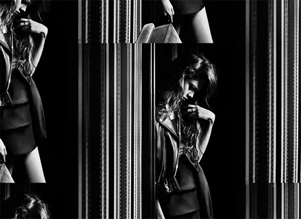 Saint Laurent Spring 2014 Campaign / Screengrab via Forums
