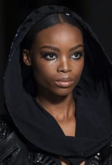 Maria Borges Closes Versace Haute Couture Show (Forum Buzz)