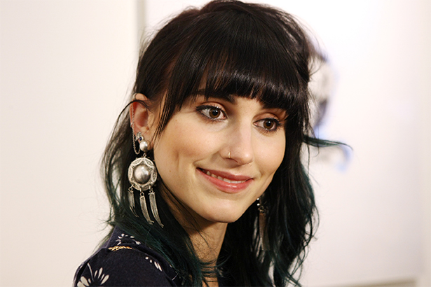 Langley Fox at the Marc Jacobs Daisy Chain Tweet Pop Up Shop Party / Image: Getty