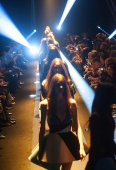Fausto Puglisi Fall 2014: A Life-Sized Kaleidoscope (Runway Review)