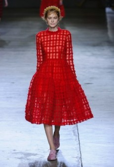 Simone Rocha Fall 2014 (Runway Review)