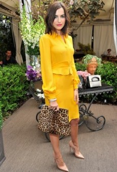 Bright Colors Saturate the Red Carpet in This Week's Celebrity Best Dressed List