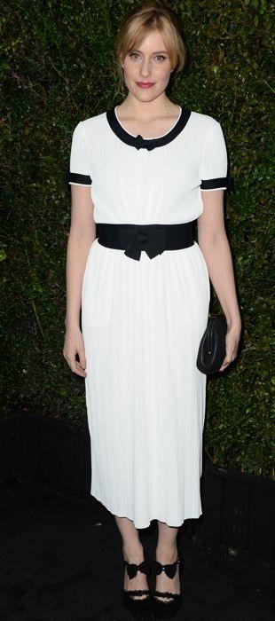Greta-Gerwig-Chanel-and-Charles-Finch-Pre-Oscar-Dinner-Los-Angeles-March-2014