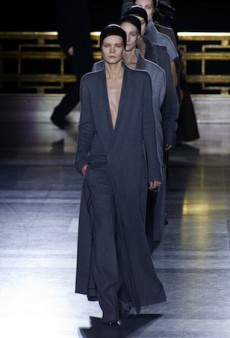 Haider Ackermann Reworks the Classics for Fall 2014 (Runway Review)