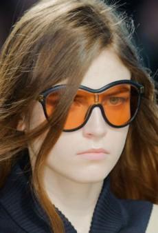 Beauty Report: Low-Maintenance Looks at Louis Vuitton