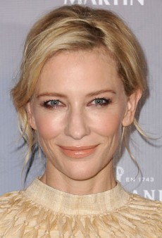 Let Your Lash Line Shine Like Cate Blanchett