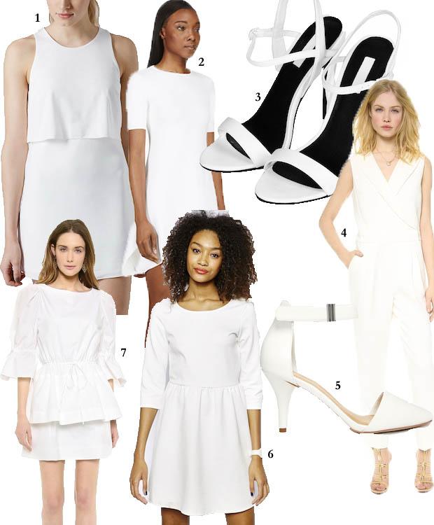 celeb gtl whiteout clothing collage