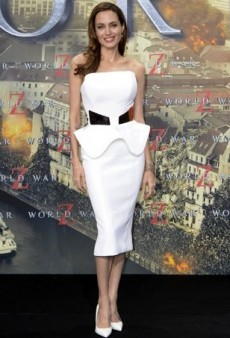 Angelina Jolie's Most Magnificent Red Carpet Moments