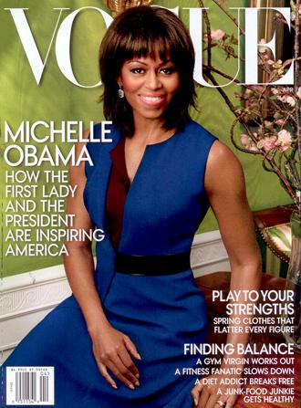Image: Vogue via WENN