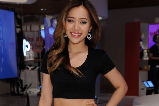 Michelle Phan at the YouTube Unleashed event