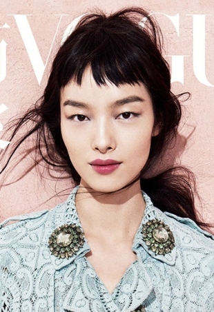 Vogue China May 2014 Sun Feifei