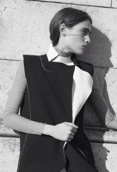 Christopher Esber's AW 2014 Campaign Takes Pared Back Aussie Cool to Paris