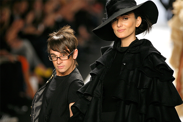 Christian Siriano Project Runway