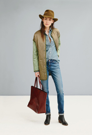 Madewell fall 2014 collection