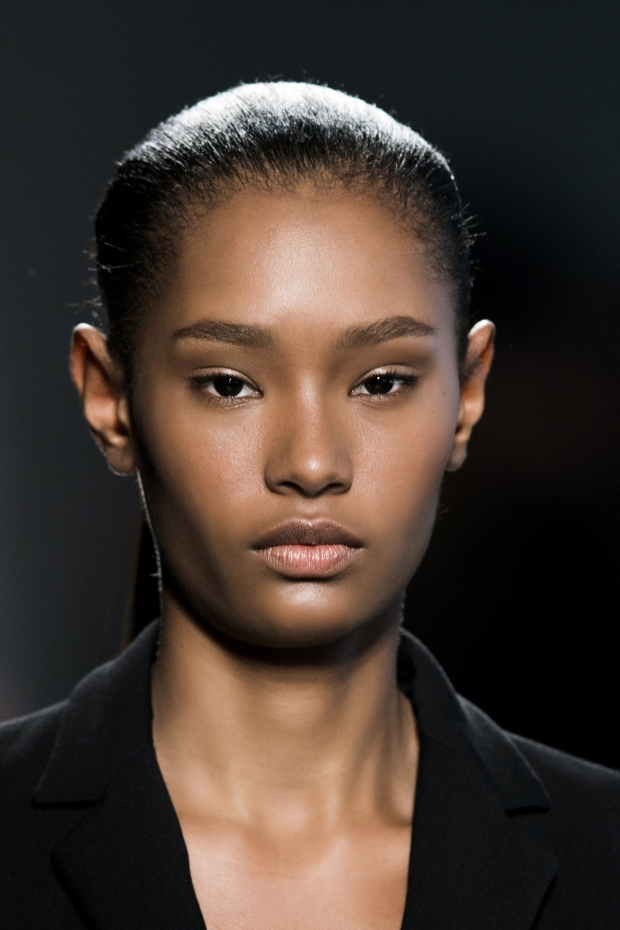 Ysaunny Brito at Bottega Venta Fall 2014