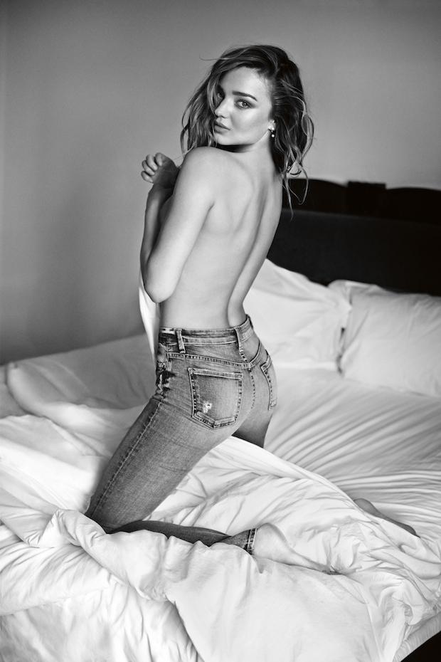 Miranda Kerr 7 for all mankind