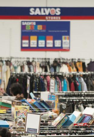 National Op Shop Week 2014