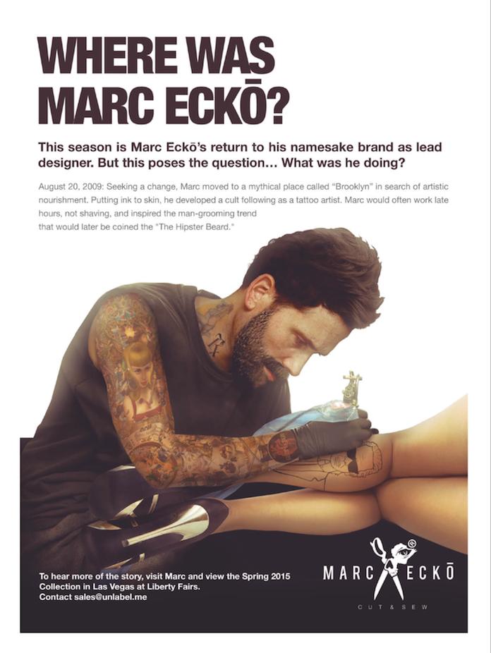 Image: Marc Ecko Cut & Sew