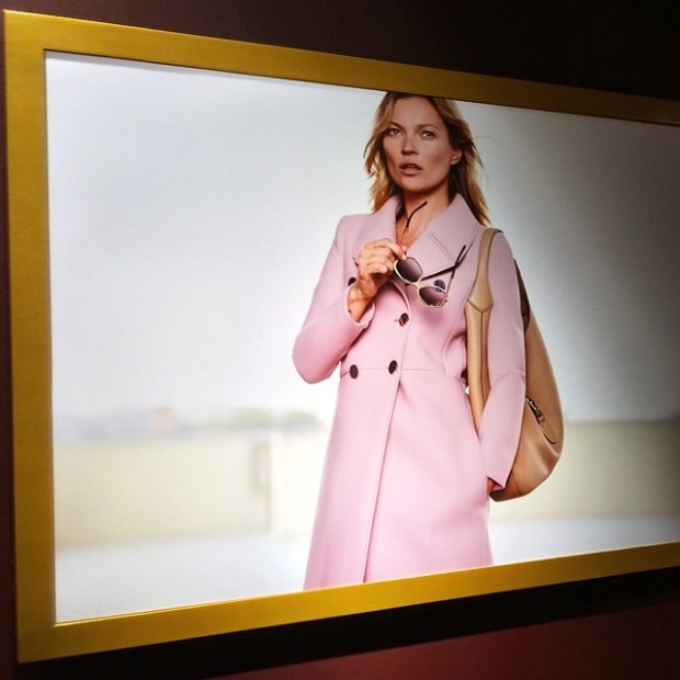 Ad Campaign Preview Gucci Fall 2014 Kate Moss Mert & Marcus