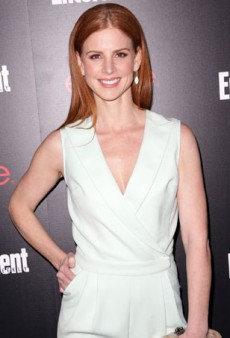 On-Screen Style Secrets with Actress Sarah Rafferty of 'Suits'