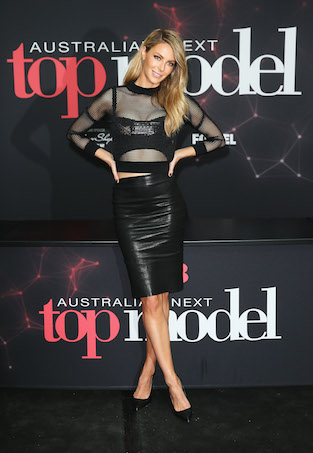 Australia's Next Top Model Jennifer Hawkins Cycle 9