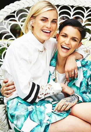 Ruby Rose Phoebe Dahl