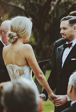 Brooke Testoni Maiden Sydney wedding