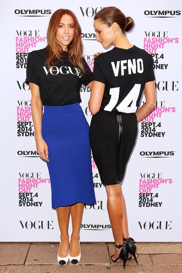 Vogue Fashion's Night Out Sydney