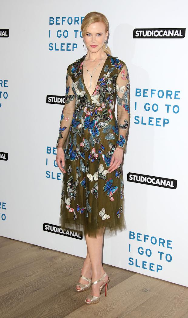 Nicole Kidman Valentino